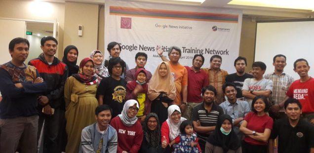 25 Jurnalis di Makassar ikut Google News Initiative Training