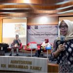 AJI Kampanyekan Lawan Segala Bentuk Hoaks di UMI Makassar